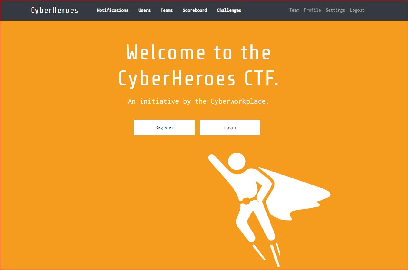 cyberheroes ctf